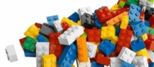 Lego alla base dell'invenzione di Aidan.