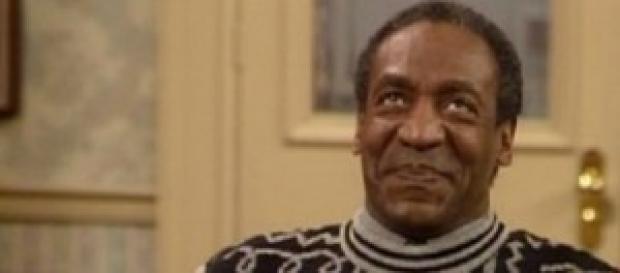 Bill Cosby nei panni del Signor Robinson