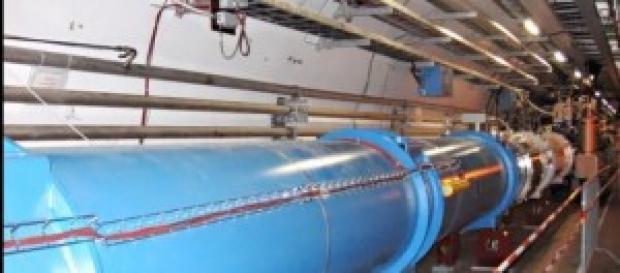 El Gran Colisionador de Hadrones, máquina de Dios