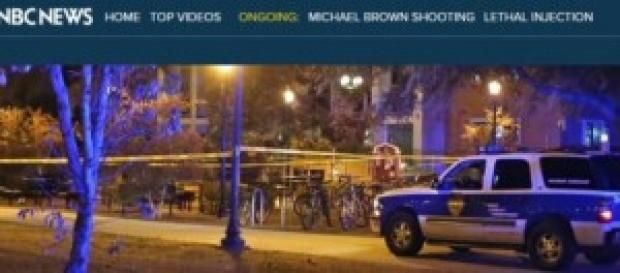 Immagine nbc: sparatoria Florida States University