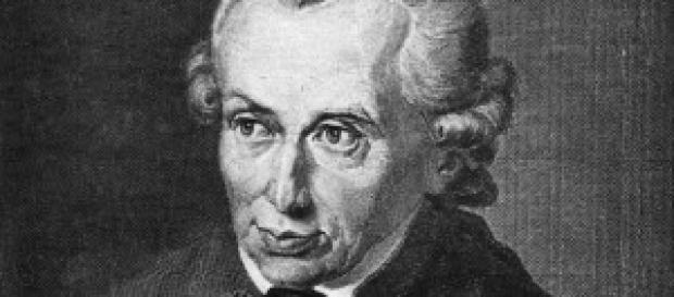 Inmanuel Kant era filósofo y daba clases.
