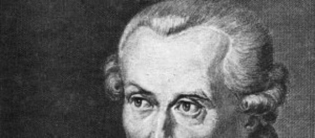 Inmanuel Kant fue un filosofo más bien tranquilo.