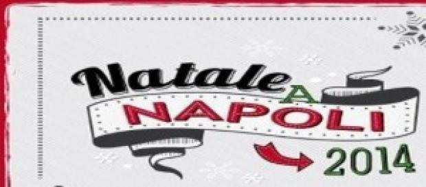 Logo di Natale a Napoli 2014