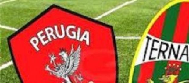 Perugia-Ternana, Serie B, 15^giornata
