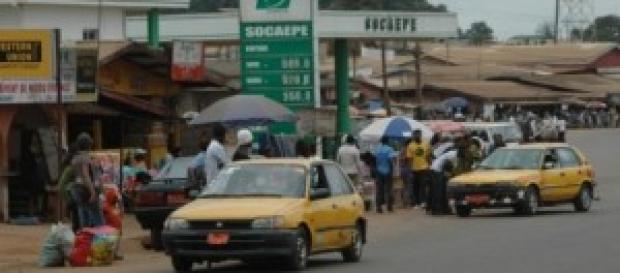 Taxi à Yaoundé les remplaçant des peugeot