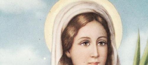 Un'immagine di Santa Lucia