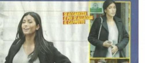 Gossip news: Federica Nargi è in dolce attesa?