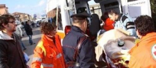 L'incidente è avvenuto in via Fiuminata a Roma