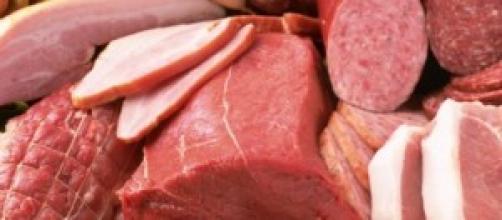 La carne roja y el corazòn.