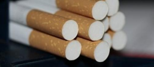 Pacchetto di sigarette classiche.