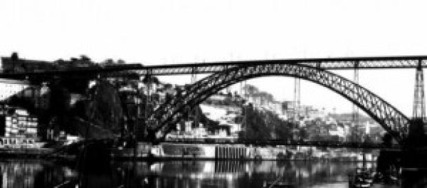 A Ponte de D. Luís, foto por João Pacheco
