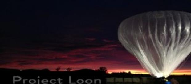 Google X, Project Loon of the all
