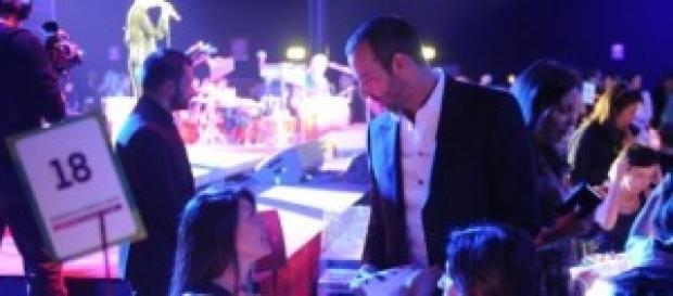 Ilaria d'Amico e Rocco Attisani, l'incontro