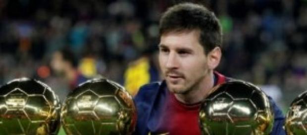 Messi está harto y se quiere ir de España