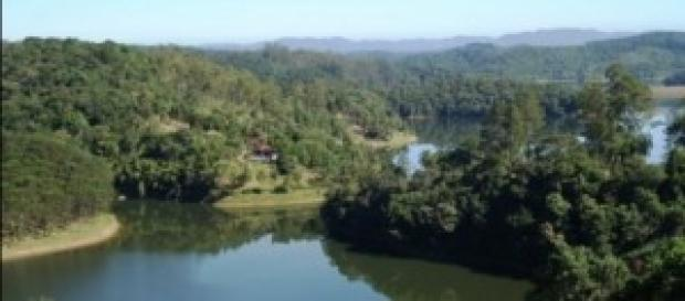 Represa Cachoeira do França - Sistema São Lourenço