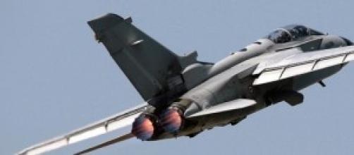 Un Tornado in forza all'Aeronautica Militare