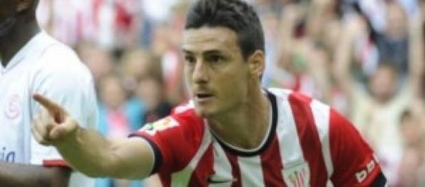 Aduriz estuvo espectacular ante el Espanyol
