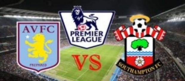 Aston Villa-Southampton del 24/11 alle 21:00