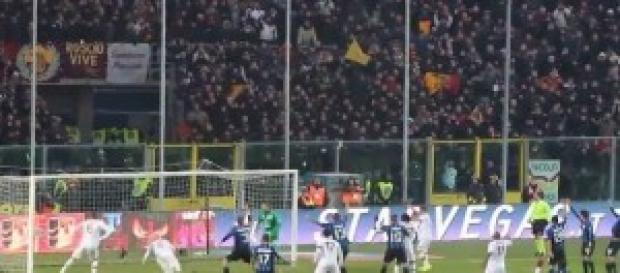 Atalanta-Roma in streaming: dove vederla