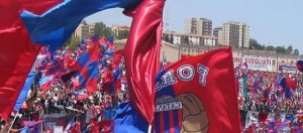 Calcio Catania-Latina, orario diretta Tv