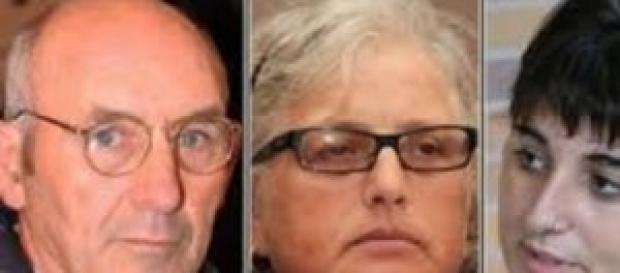 La famiglia Misseri accusata dell'omicidio