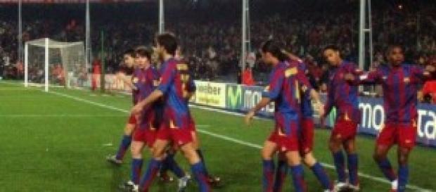 Un F.C Barcelona del recuerdo