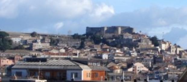 Vibo Valentia, Calabria.