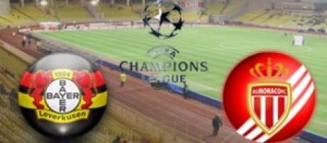 Leverkusen–Monaco del 26/11 ore 20:45