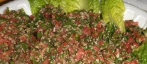 Ensalada fresca de Tabulé