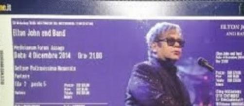 Milano, 4 dicembre 2014 - Elton John and Band
