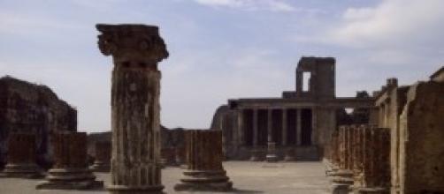 Ruinas de Pompeya (Italia)