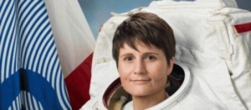 Samantha Cristoforetti astronauta(source ESA/NASA)