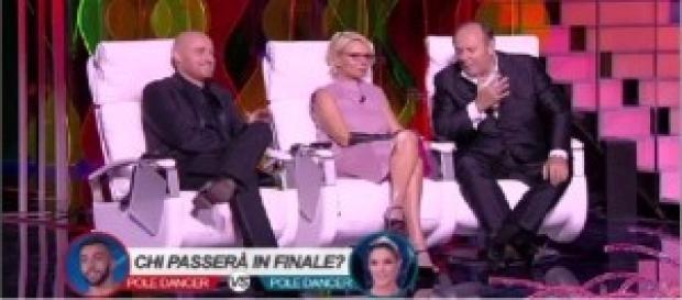 Alessio&Claire unico finalista Tu Si Que Vales