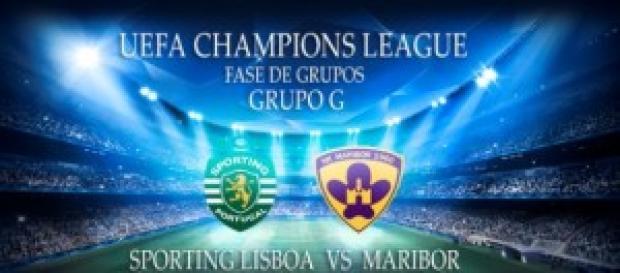 Sporting–Maribor del 25/11 ore 20:45