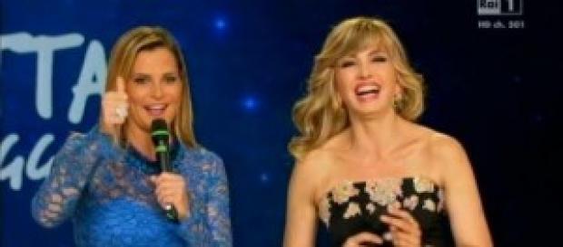 Televisione: Simona Ventura a gennaio su Raiuno.