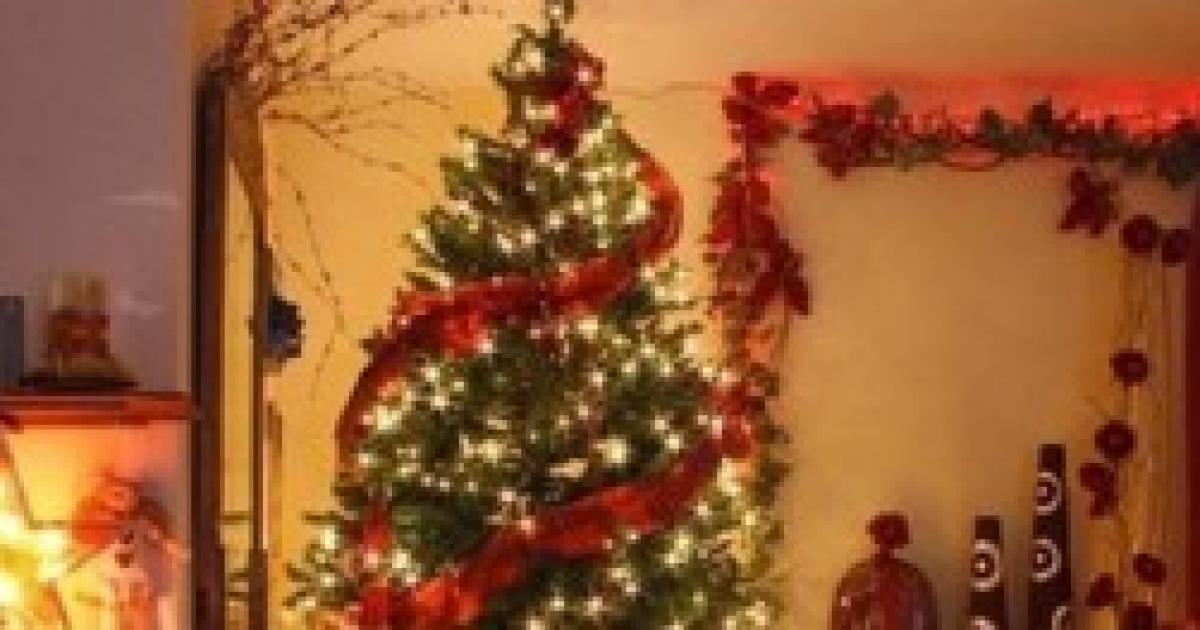 Natale 2014 ecco alcune decorazioni e addobbi fai da te for Fai da te decorazioni casa