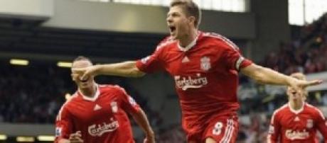 Liverpool football players