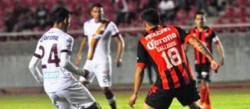 Coras venció 2-1 a Necaxa en la temporada regular.