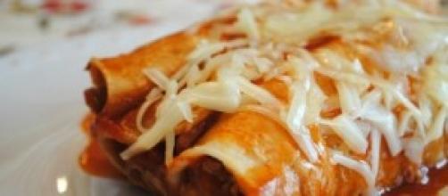 Gastronomía mexicana: enchiladas
