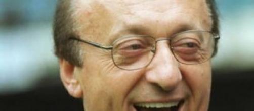 Luciano Moggi al Processo del Lunedì.