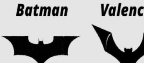 Vista parcial del logo en cuestión.