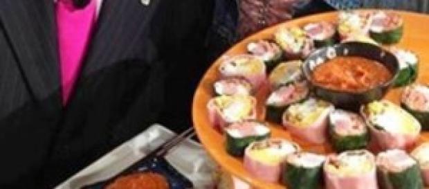 La ricetta del sushi all'italiana
