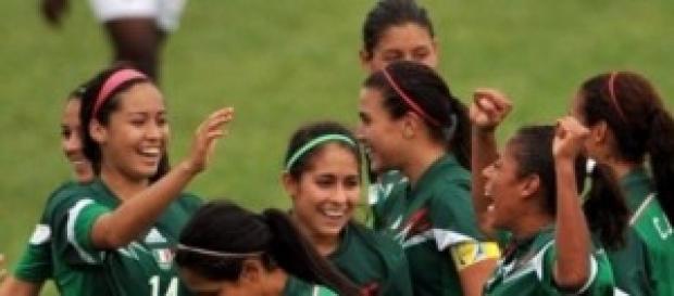 La Selección Femenil en las semifinales de los JCC