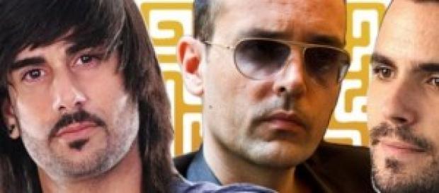 Ramón Melendi y Risto Mejide en el Chester