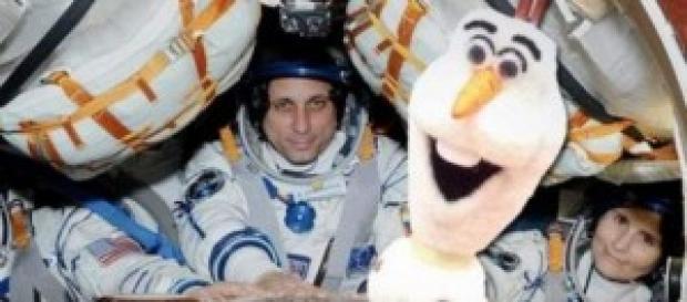 Scopri l'intruso nella Soyuz: chi è Olaf?