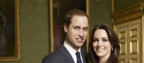 A cena con il Principe William e Kate Middleton