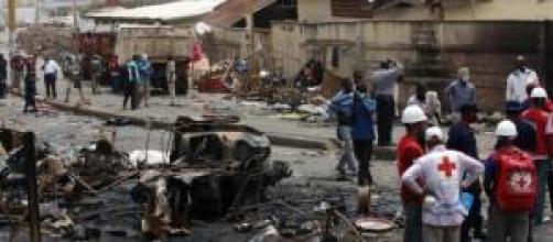 Ataque deixa pelo menos 30 vítimas