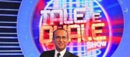 Carlo Conti: il mattatore di Tale e Quale Show