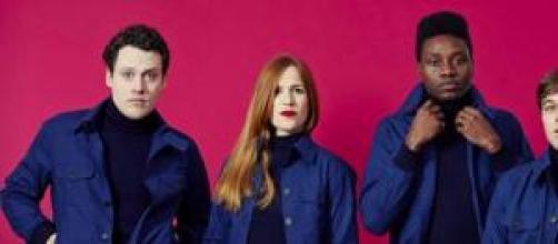 Foto promocional da banda