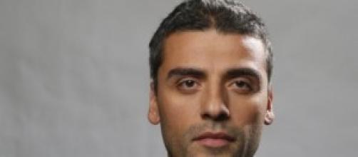 Imagen del actor Oscar Isaac